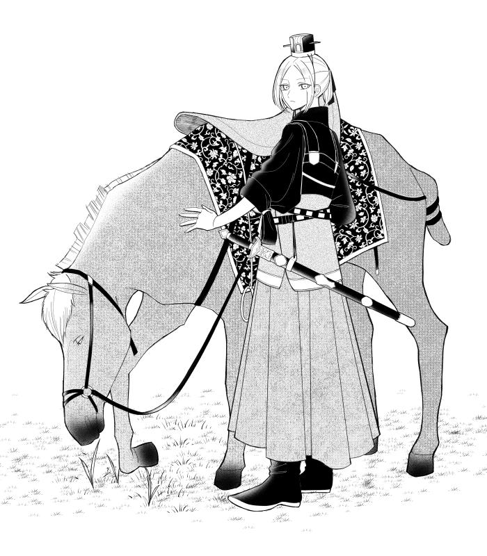 装束メモ:玄甲軍